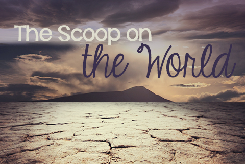 The Scoop on the World