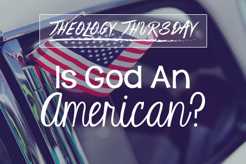 Is God an American?