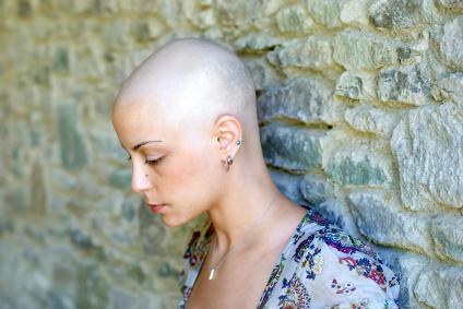 bald-woman
