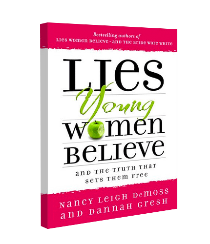 Lies Young Women Believe Book Cover