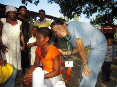 lina_in_haiti