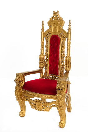 Royal king chair - Who S Really On The Throne Lies Young Women Believelies