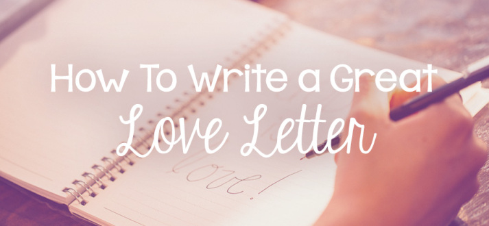 How to write a great love letter lies young women believelies step 1 say i love youa lot spiritdancerdesigns Choice Image