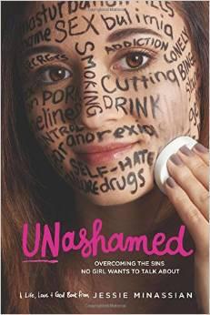 Unashamed cover