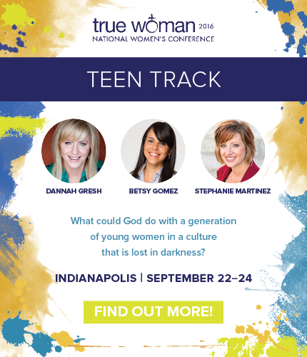 True Woman '16 Teen Track