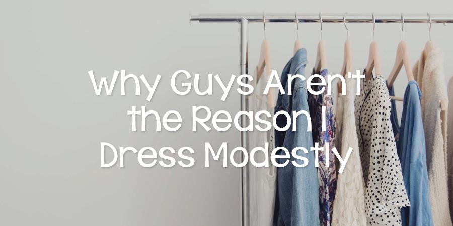 appreciate modesty women