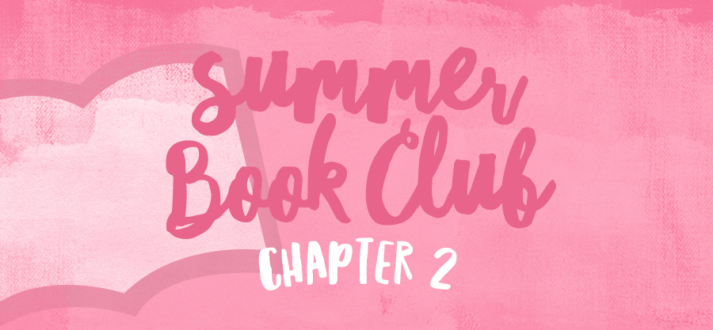 2016 Summer Book Club - Chapter 2