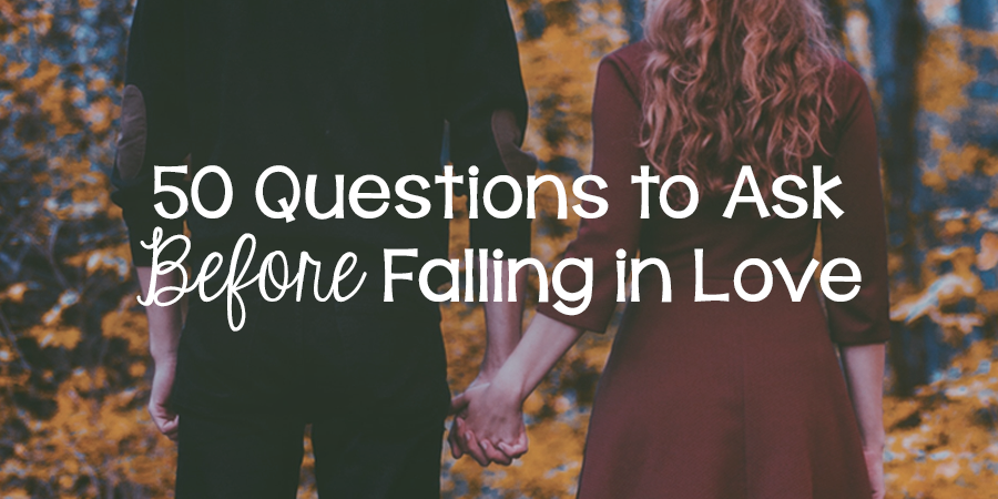 Which questions to ask a guy before dating him