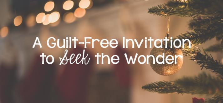 A guilt free invitation to seek the wonder lies young women a guilt free invitation to seek the wonder solutioingenieria Images