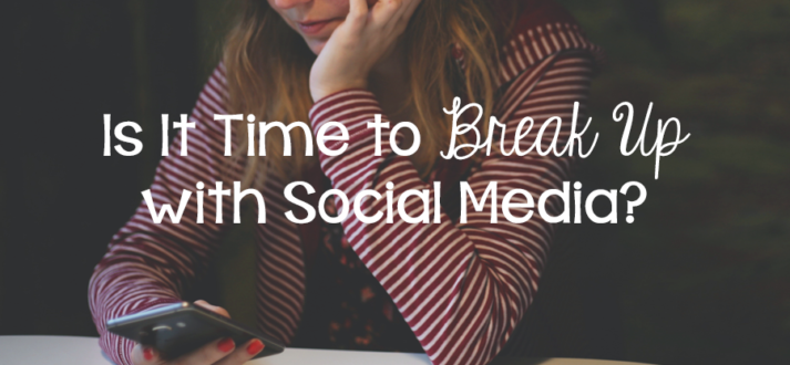 Is It Time to Break Up with Social Media? - Lies Young Women